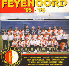 FEYENOORD 1995-1996 - VARIOUS ARTISTS (1995 CD)