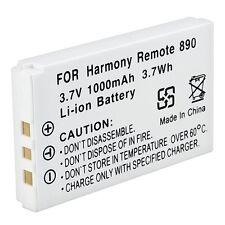 3.7v Li-ion Battery Logitech Harmony Remote One 720 850 880 885 890 900   R-IG7