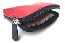 Golunski 327 Small Super Soft Leather Credit Card,Coin Zip Purse