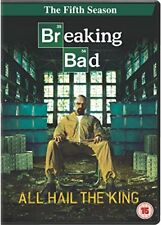 Breaking Bad - Season 5* [DVD + UV Copy] [DVD][Region 2]
