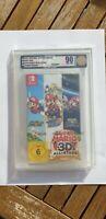 Super Mario 3D ALL STARS - Switch - VGA Graded 90 !! NM+ /MINT !! GOLD GRADE!