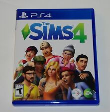 Replacement Case (NO GAME) The Sims 4 Playstation 4 PS4 Box