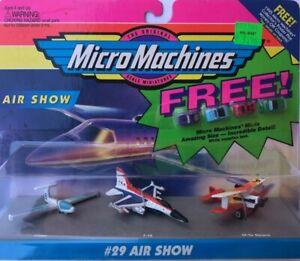 Micro Machines #29 AIR SHOW (Year 1994/1995) UNOPENED !!!