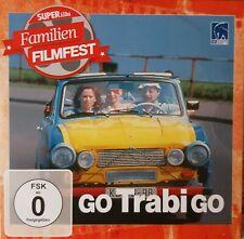 DVD - GO TRABI GO - SUPER-illu - FAMILIEN FILMFEST