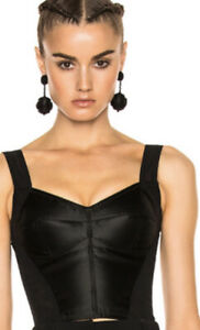 Dolce and Gabbana vintage bustier black IT 44