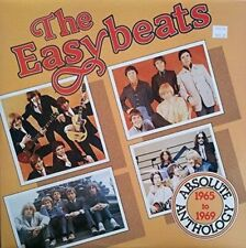Easybeats - Absolute Anthology 1965 To 1969 (2LP 2017 rem. - gatefold) - Vinyl -