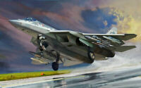 Zvezda 1/48 Su-57 Plastic Model Pre-order Limited