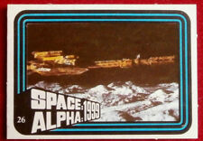 SPACE / ALPHA 1999 - MONTY GUM - Card #26 - Netherlands 1978