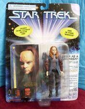 1997 STAR TREK VOYAGER PLAYMATES #16022 SESKA AS A CARDASSIAN ACTION FIGURE SH4E