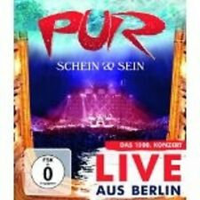 PUR - SCHEIN & SEIN LIVE AUS BERLIN  BLU-RAY NEUWARE