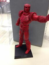 CRIMSON DYNAMO ACTION FIGURES MARVEL -EAGLEMOSS LEAD COMICS HEROES COLLECTION 04