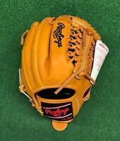 """Rawlings Heart of the Hide R2G 11.75"""" Pitchers Infield Baseball Glove PROR205-4T"""