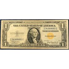 1935 North Africa $1 Silver Certificate - Nice Note - Free Shipping USA