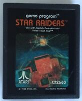Star Raiders Atari 2600 CX2660 Video Game Cartridge Only