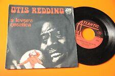 """OTIS REDDING 7"""" A LOVER'S QUESTION ORIG ITALIA 1968 EX"""
