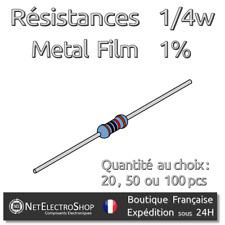 RESISTANCE 1//4W 0,25W 360 Kohms  5/% lot de 2 à 50 pièces prix dégressif