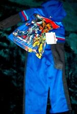 NEW TRANSFORMERS ATHLETIC STYLE OUTFIT TODDLER  BOYS 3T.............