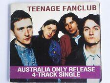 TEENAGE FANCLUB - Tour Sampler / 1994 Australia CD EP