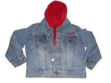 Esprit tolle Jeans Jacke + rote Weste Gr. 104 / 110 !!