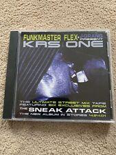 Funkmaster Flex & J-Grand Present KRS One The Sneak Attack CD