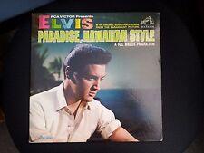 ELVIS PRESLEY PARADISE HAWAIIAN STYLE LPM-3643 NEAR MINT