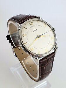 Superb 1949 Vintage Omega 2602 Jumbo XL Gents Watch. Cal.283