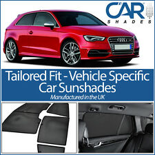 Audi A3 3dr 2012+ CAR WINDOW SUN SHADE BABY SEAT CHILD BOOSTER BLIND UV TINT PET