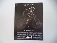 advertising Pubblicità 1990 BICICLETTE CINELLI