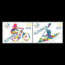 "Slovenia 2016 - Summer Olympic Games ""Rio de Janeiro"" Sports - MNH"
