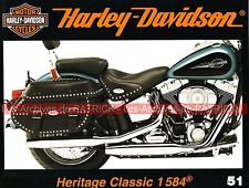 HARLEY DAVIDSON 1584 FLSTC 1584 Heritage Softail Classic Description Knucklehead