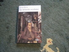 Ernst WEISS: le témoin oculaire. folio