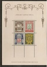 ESTONIA 1938 SOCIAL RELIEF M/SHEETS SG138 MNH