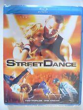NEW/SEALED - StreetDance (Blu ray, 2010) Charlotte Rampling