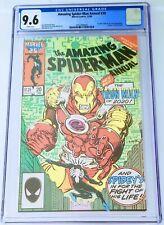 Amazing Spiderman Annual 20 Fresh CGC 9.6 Slab Iron Man 2020