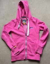 Superdry Cotton Hooded Plain Hoodies & Sweats for Women