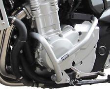 Crash bars Defensa protector de motor Heed SUZUKI Bandit GSF 1250 (07-15) plata