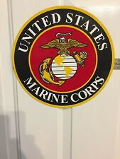 US Marine Corps Magnetic Wall  Plaque
