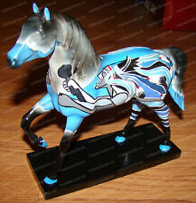 DREAM WARRIORS (Trail Painted Ponies by Westland, 12233) 1E/0340, Signed 109/250