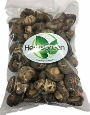 Herbsgreen Premium Grade Dried Shiitake Mushrooms, Extra Thick, 1LB (16oz)