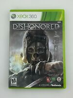 Dishonored - Xbox 360 Game - Complete & Tested