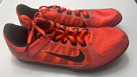 Nike Zoom Rival MD 616312-600 Track and Field Spikes Shoes Unisex Size 9/42.5