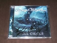Great White - Full Circle (CD w/LTD. DVD + Autographed by Band!!)kendall/russell