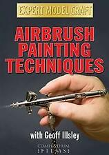 Airbrush Painting Technique - Various (NEW DVD)