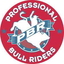 Professional Bull Riders PBR Vinyl Sticker Decal Car Bumper Cornhole Truck Wall