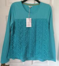 Mudd and water Ladies long sleeve top size 18