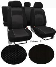 Maßgefertigtes Sitzbezug-Set für Volkswagen Caddy IV im Design VIP-1.