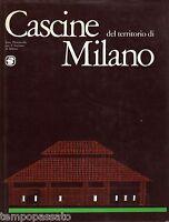 CASCINE DEL TERRITORIO DI MILANO - ENTE PROVINCIALE PER IL TURISMO 1975