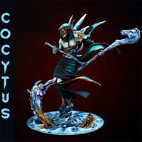 1/24 Cocytus Resin Kits Unpainted Figure Model GK Unassembled