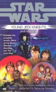 Jedi Shadow (Star Wars: Young Jedi Knights (Paperback)) by Andersen, Kevin J The