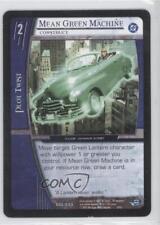 2005 Vs System Dc Lantern Booster Pack Base #Dgl-033 Mean Green Machine Card 3v2